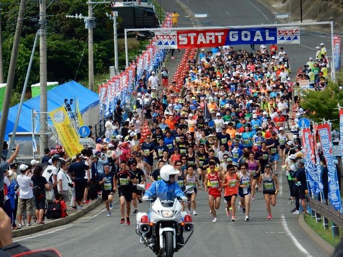 対馬マラソン