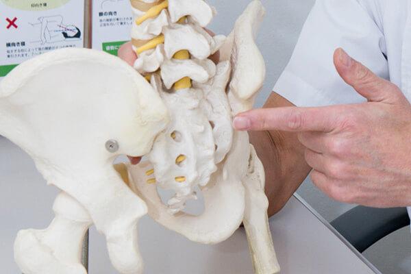 産後の骨盤矯正・妊婦さんの治療
